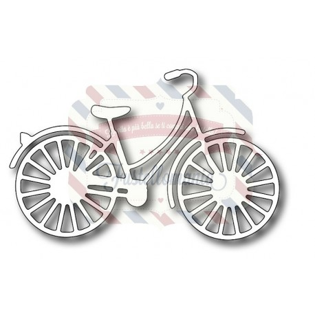 Fustella metallica Bicicletta