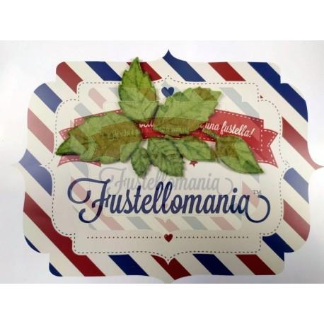 Fustella M Foglie per piante aromatiche Salvia Basilico Menta