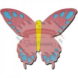 Fustella Sizzix Bigz Willow Butterfly