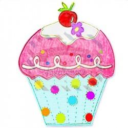 Fustella Sizzix Bigz Cupcake & cherry