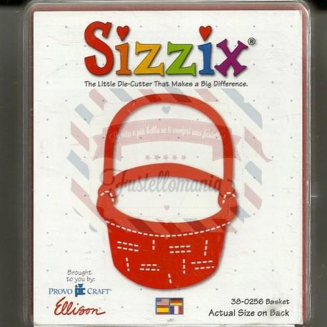 Fustella Sizzix Originals Cestino