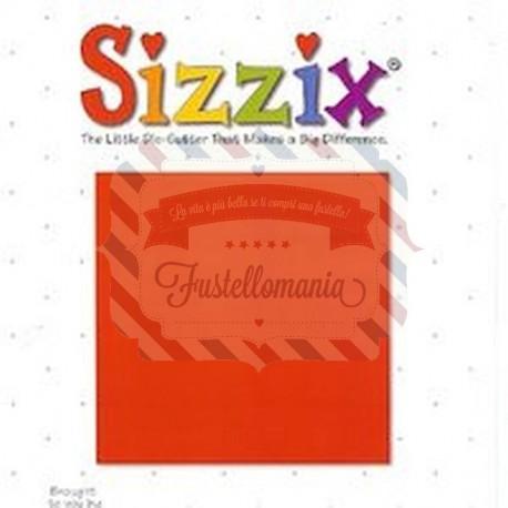 Fustella Sizzix Originals Quadrato 1
