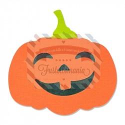 Fustella Sizzix Bigz Autumn pumpkin