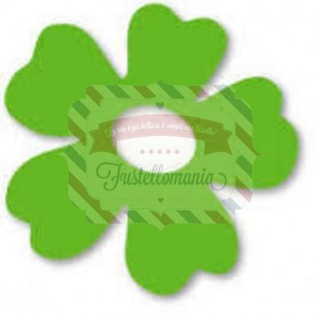 Fustella Sizzix Originals Green Stella Fiore 1
