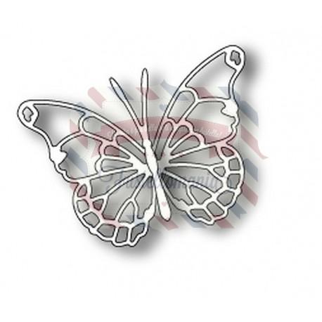 Fustella metallica Memory Box Vivienne Butterfly