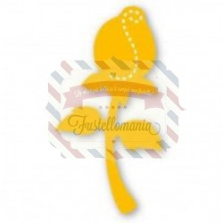 Fustella Sizzix Originals Yellow Fiore Rosa