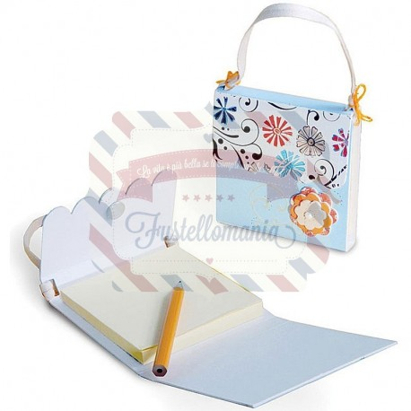 Fustella Sizzix BIGz XL Memo Holder