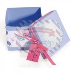 Fustella Sizzix PRO Box Cupcake