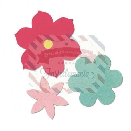 Fustella Sizzix Bigz Flower 3