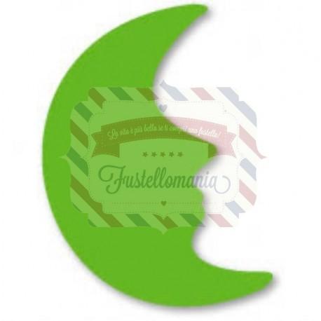 Fustella Sizzix Originals Green Luna crescente