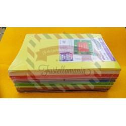 Fommy Darice 2 mm in fogli 40 pezzi colori assortiti