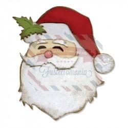 Fustella Sizzix Bigz Babbo Natale