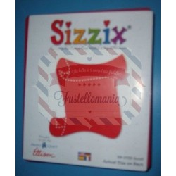 Fustella Sizzix Originals Pergamena