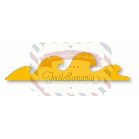 Fustella Sizzix Originals Yellow Onda