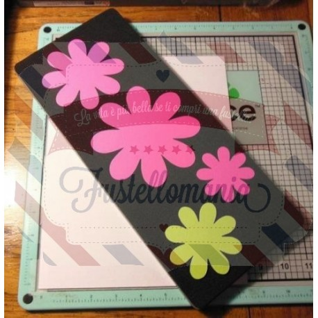 Fustella Sizzix Stampin UP BIGz XL Flower Folds