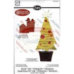 Fustella Sizzix Bigz Albero di Natale + 2 omaggi