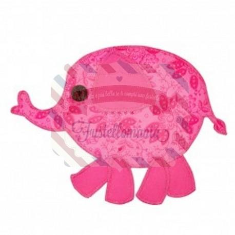 Fustella Sizzix Bigz L Elefante