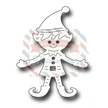 Fustella metallica Elf