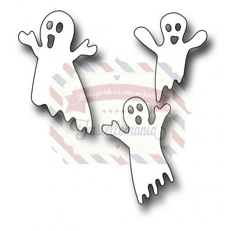 Fustella metallica Ghost Trio