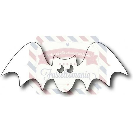 Fustella metallica Large Bat