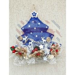 Fustella XXL Albero di Natale e Stella