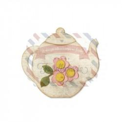 Fustella Sizzix Bigz Teapot Teiera