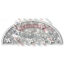 Fustella metallica Memory Box Delicate Butterfly Arch
