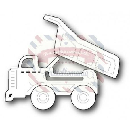Fustella metallica Memory Box Mighty Dump Truck