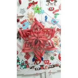 Fustella A4 Stella di Natale