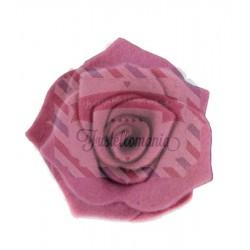 Fustella Sizzix A4 Rosa e foglia