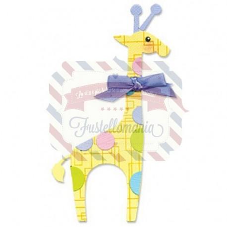 Fustella Sizzix Originals Giraffa 2