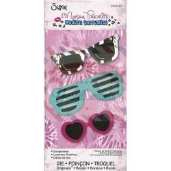 Fustella Sizzix Originals Sunglasses