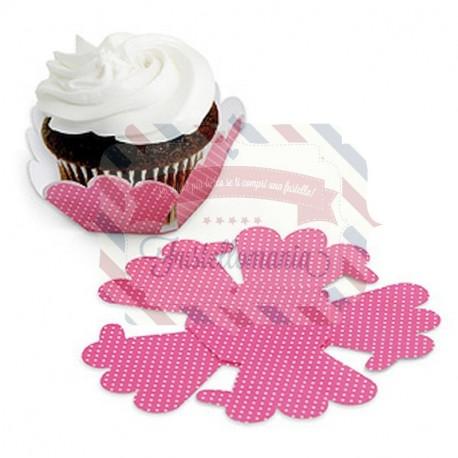 Fustella Sizzix BIGz XL Cupcake Holder Celebration