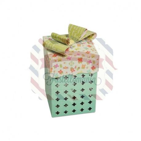 Fustella Sizzix Thinlits Die Set Box with Fancy Lid