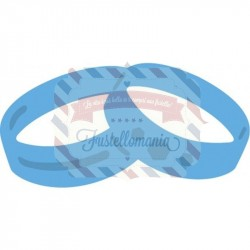 Fustella metallica Marianne Design Creatables Wedding Rings