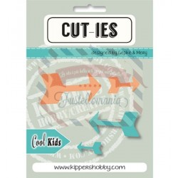 Fustella metallica CUT-IES Cool Kids Arrow