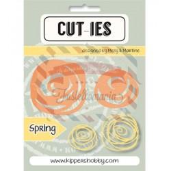 Fustella metallica CUT-IES Cool Spring Swirl