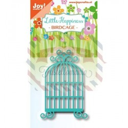 Fustella metallica Joy! Crafts Birdcage