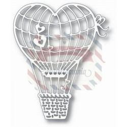 Fustella metallica Tutti Designs Heart Air Balloon