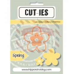 Fustella metallica CUT-IES Spring Flower