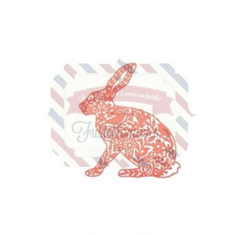Fustella Sizzix Thinlits Coniglio