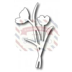 Fustella metallica Tulip Accents