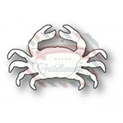 Fustella metallica Memory Box Coastal Crab