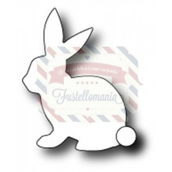 Fustella metallica Memory Box Peter Cottontail