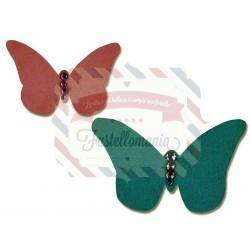 Fustella Sizzix Bigz Vintage Butterfly