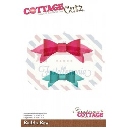 Fustella metallica Cottage Cutz Build a Bow