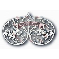 Fustella metallica Tutti Designs Butterfly Arch