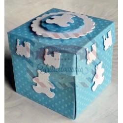 Fustella A4 Explosion Box