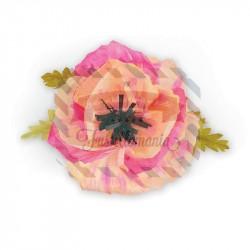 Fustella Sizzix Thinlits Large Poppy