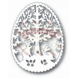 Fustella metallica Tutti Designs Easter Egg Scene